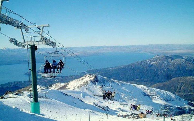 Programa para potenciar la llegada de esquiadores a Bariloche.