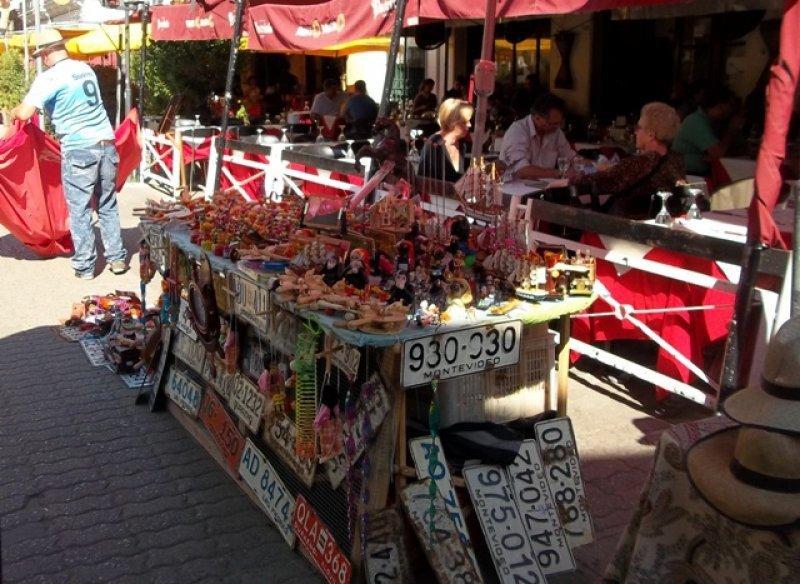 En 2012, el gasto turístico en Montevideo fue de US$ 561 millones