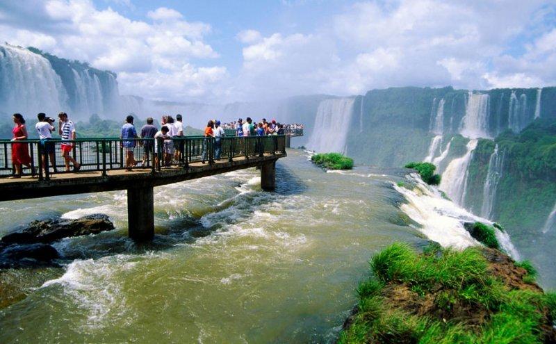 Los paquetes turísticos a Iguazú entre los más requeridos para el feriado de junio.