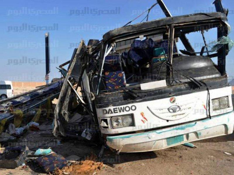 Mueren seis turistas mexicanos en un accidente en Egipto (Foto: prensaescrita.com).