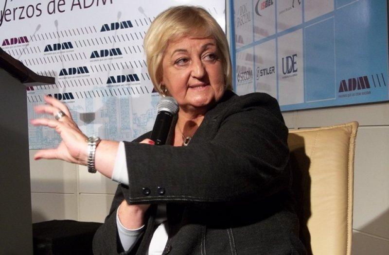 Ministra Liliam Kechichián (Foto: archivo Hosteltur)