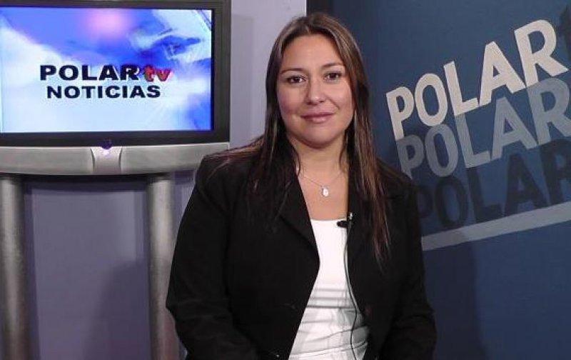 Andrea Téllez, directora regional de Magallanes-Antártica (Foto: Radio Polar).