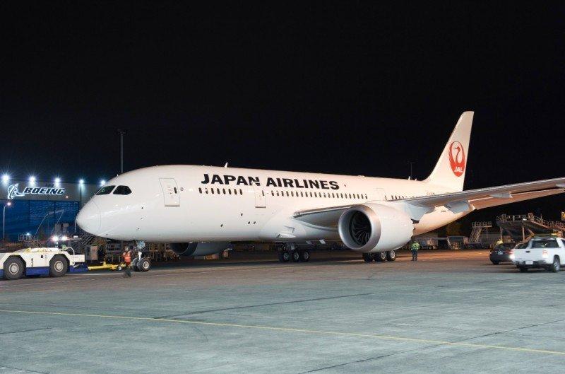 Japan Airlines registra problemas con la nueva batería del 787 Dreamliner