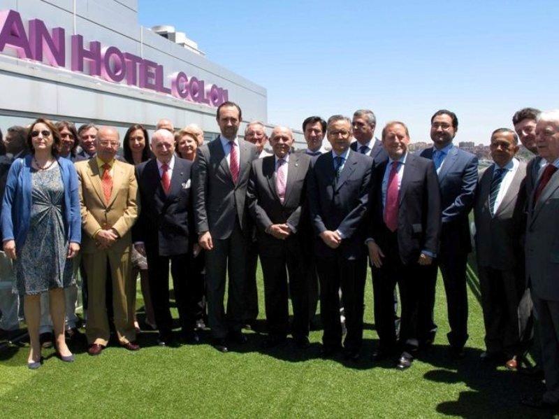 José Ramón Bauzá se reunió ayer con la Mesa del Turismo, presidida por el empresario Abel Matutes,