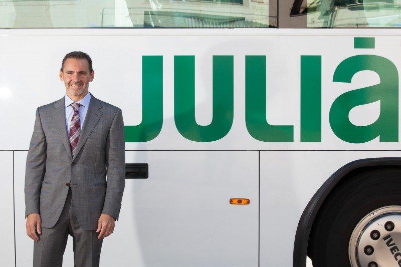 José Fco. Adell, Consejero Delegado de Grupo Julià.