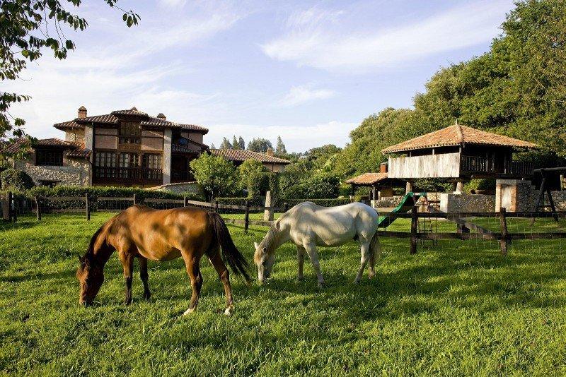 Hotel Rural Arredondo, en Llanes. Foto: EscapadaRural.com