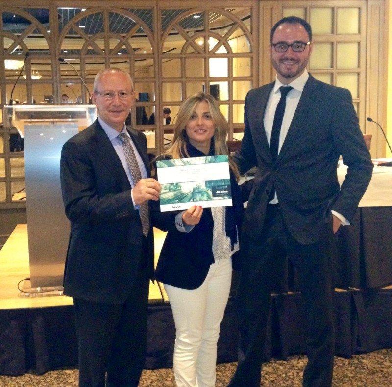 Palladium Hotel Group recibe el premio Keytel a la innovación