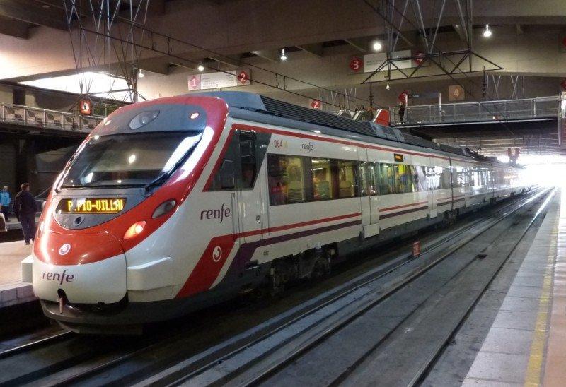 Renfe suprime 500 frecuencias de Media Distancia que afectan a unos 900.000 pasajeros