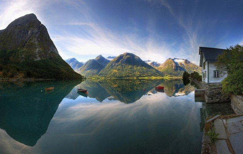 Noruega: 10 vídeos, 5 preguntas, 1 sueño