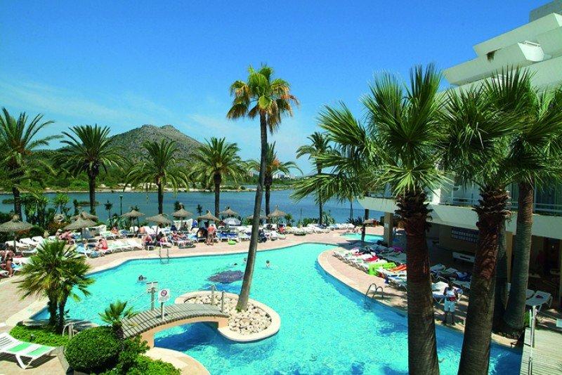 Viva Eden Lago, de 4 estrellas y situado en Alcudia.