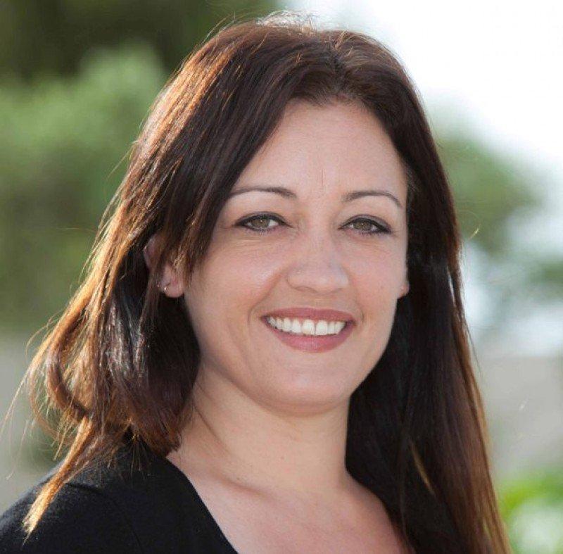 Alejandra Ferrer, consejera de Turismo, Comercio y Movilidad del Consejo Insular de Formentera.