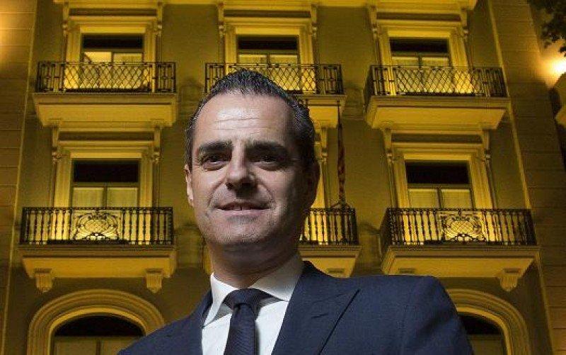 Pascal Billard es el nuevo director general del Majestic Hotel de Barcelona.