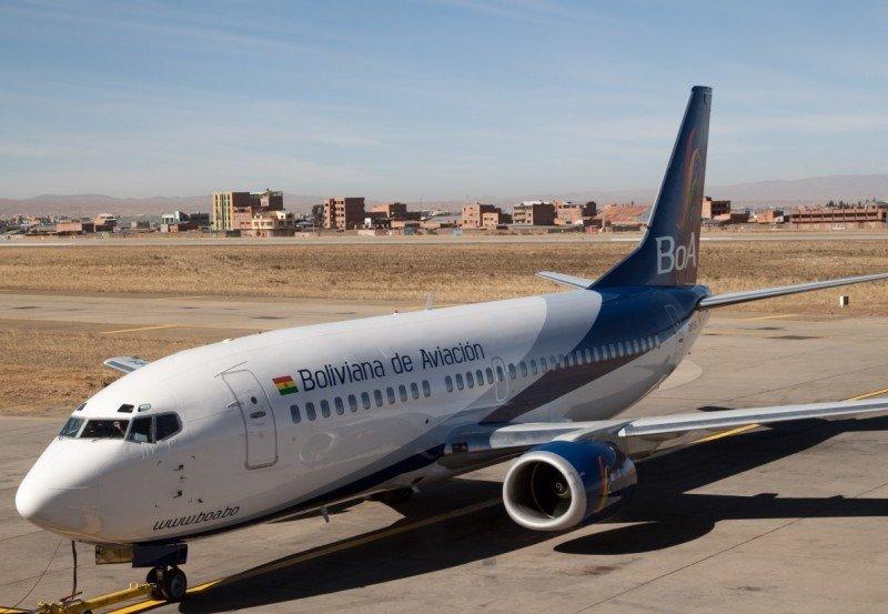 La aerolínea estatal Boliviana de Aviación aumenta sus vuelos a Madrid