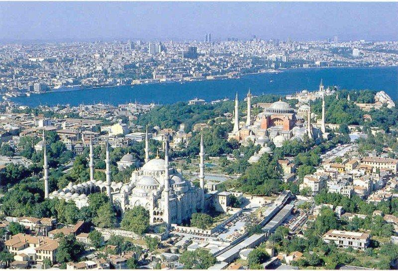 Estambul es la capital turística de Turquía.