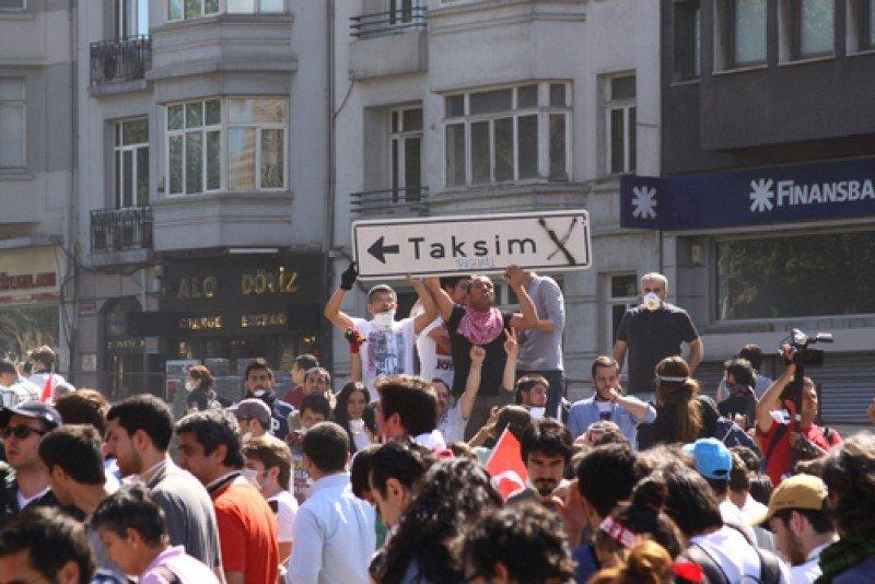 Las protestas en Estambul contra el gobierno se han extendido a otras ciudades de Turquía. #shu#