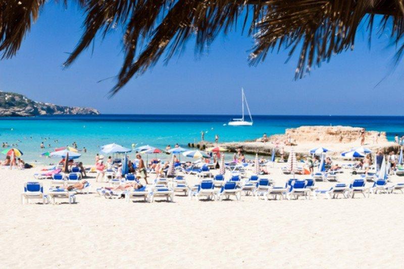Playa de Tarida, Ibiza. #shu#