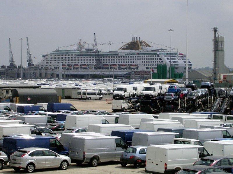 Los cruceros que salen del puerto de Southampton son muy valorados.