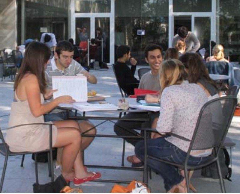 Campus de Madrid de la escuela de negocios ESCP Europe. Foto: Ion Imagen y Comunicación.