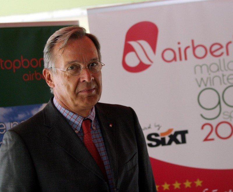 Álvaro Middelmann es designado asesor del presidente de Globalia