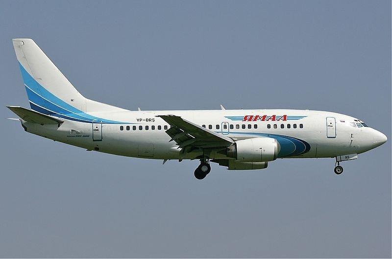 Los vuelos son operados por la compañía Yamal Airlines.