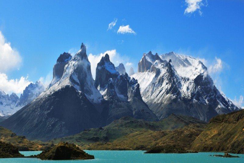 Parque Nacional de las Torres del Paine, Chile. #shu#