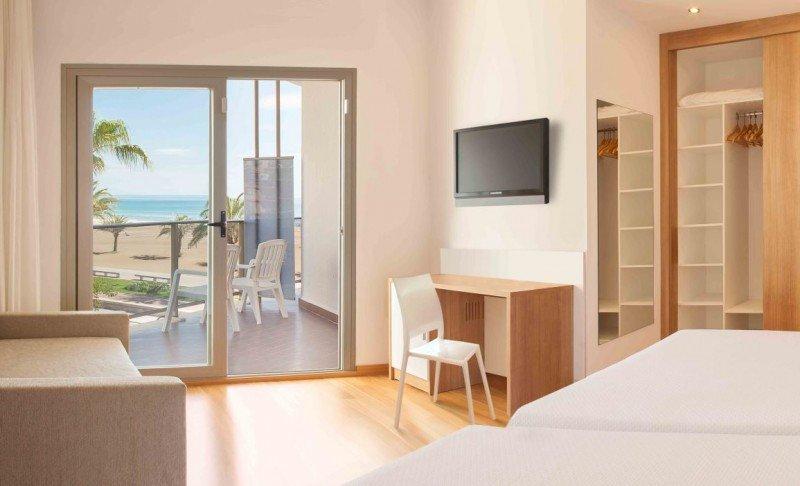 El hotel se amplía con 36 nuevas habitaciones.