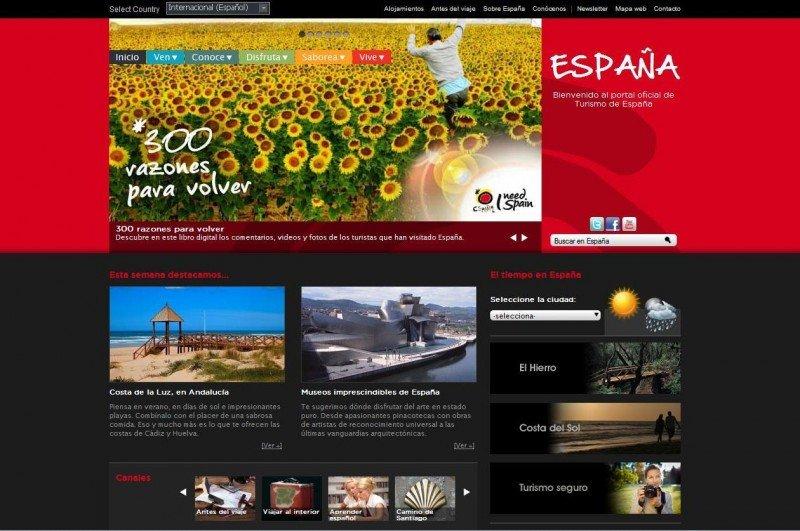 Spain.info no será un canal de ventas, pero quiere integrar a las agencias.