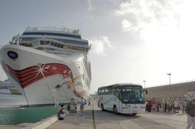 MedCruise representa a un centenar de puertos de cruceros.