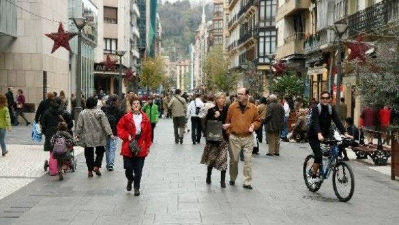 La renta per capita de los españoles alcanzósu máximo en 2007.