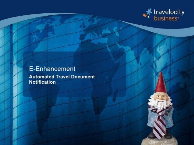 Travelocity Business nació en 2003.