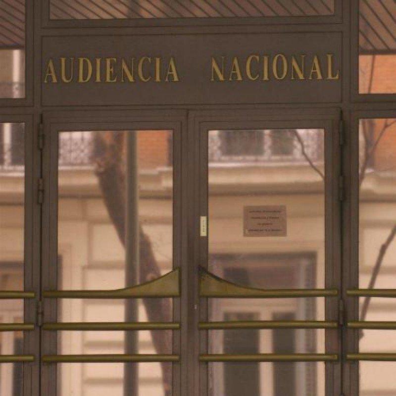 El juicio se celebra en la Audiencia Nacional.