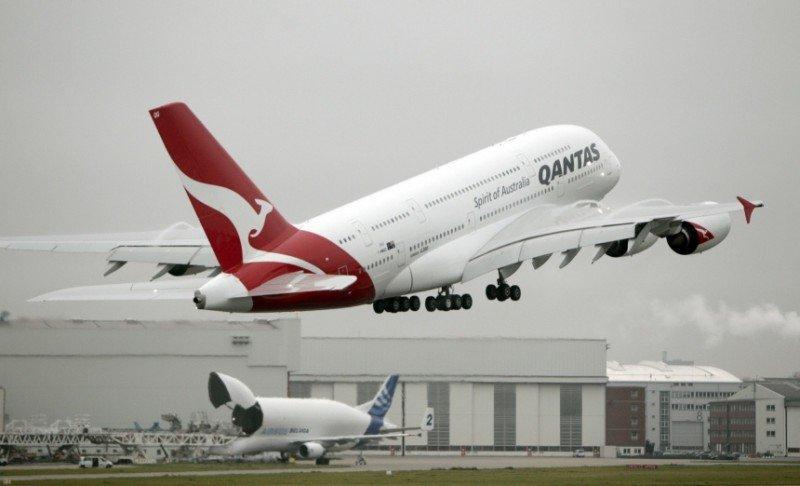 Tripulantes de Qantas demandan a Rolls-Royce por el incidente ocurrido en 2010