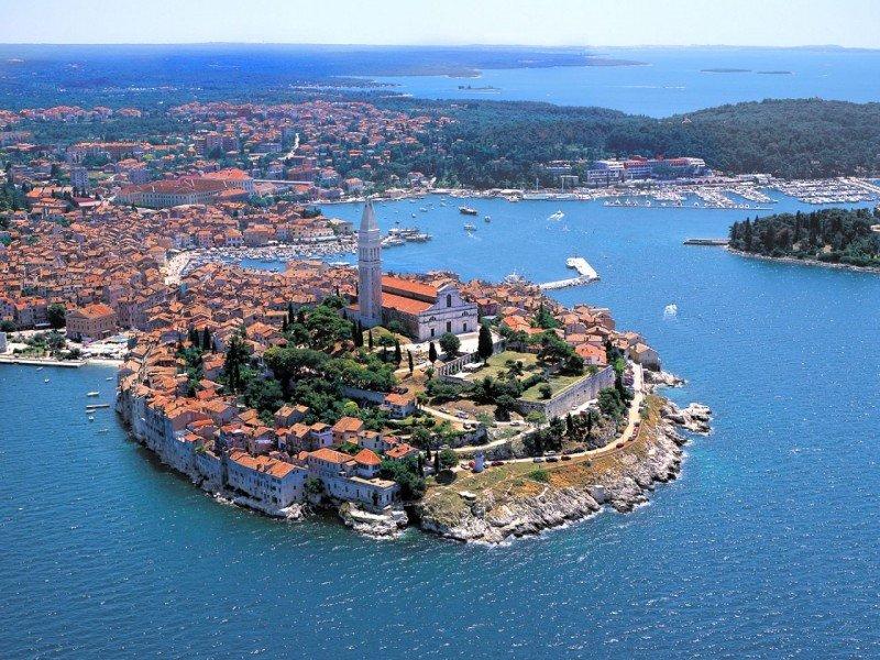 Hasta abril, Croacia recibió un 14% más de turistas internacionales.
