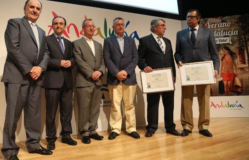 Presentación de la nueva campaña de verano 2013 de Andalucía.