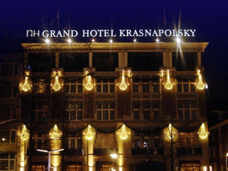 NH Grand Hotel Krasnapolsky.
