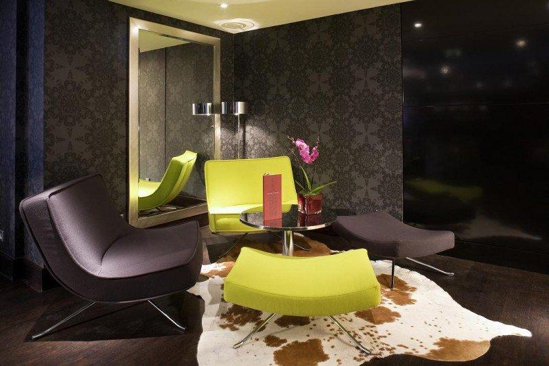 En el hotel Mercure London Bridge ha desaparecido el lobby tradicional, sustituido por nuevos espacios.
