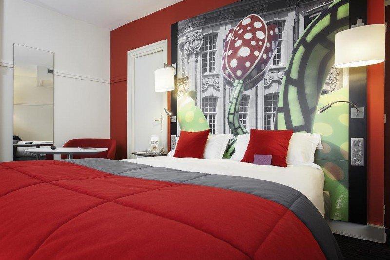 Las habitaciones 'Mercure Dédicaces' ya están disponibles en el 70% de la oferta hotelera de la marca en Francia.