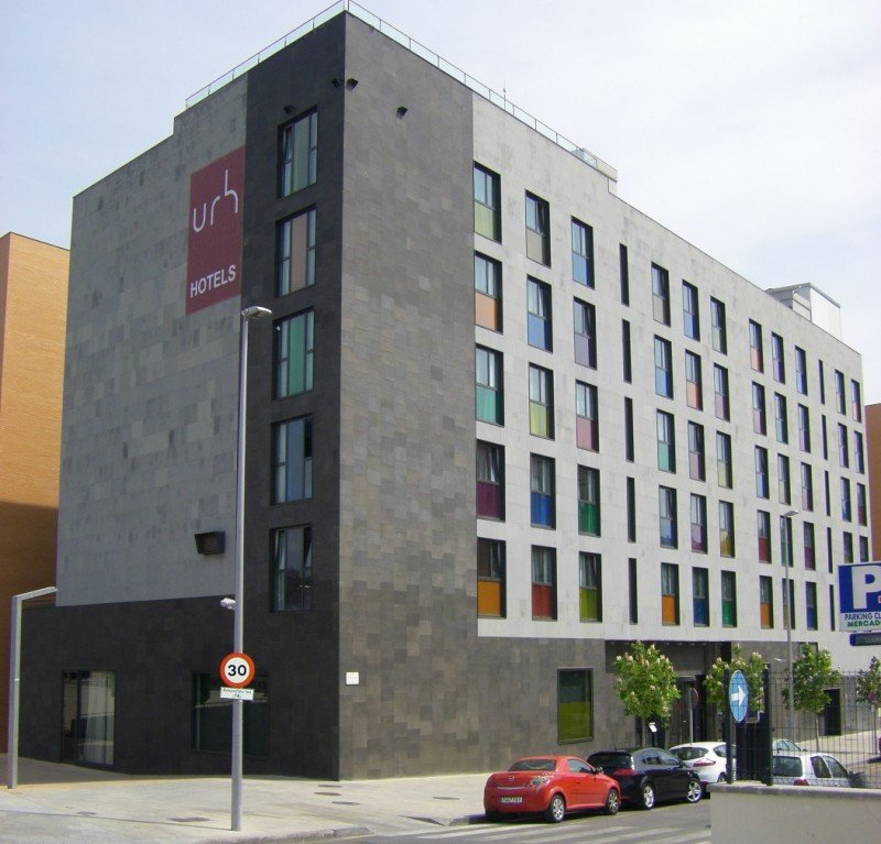URH Hotels sigue creciendo bajo franquicia.