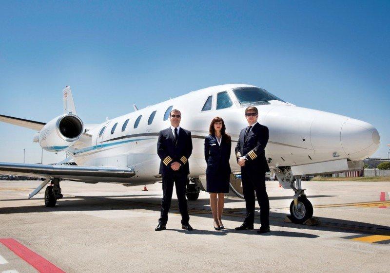 Air Europa se diversifica hacia la aviación ejecutiva