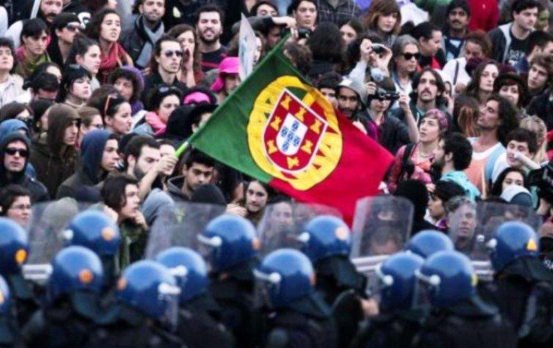 Cancelan 10 vuelos en España por la huelga general en Portugal (foto de archivo LibreRed).