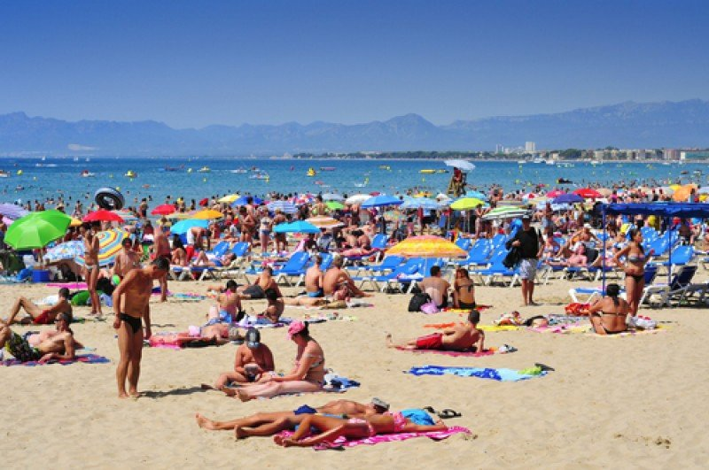 Playas de Salou, Tarragona. #shu#
