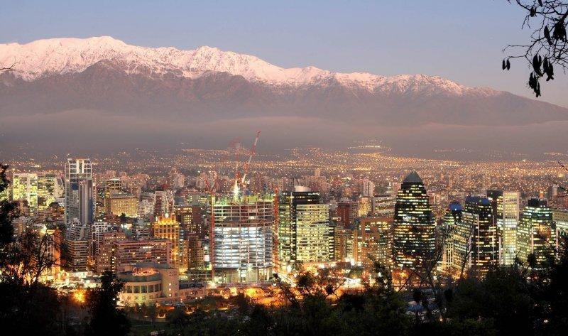 Santiago de Chile trepó un lugar y se posicionó primera en el ranking.