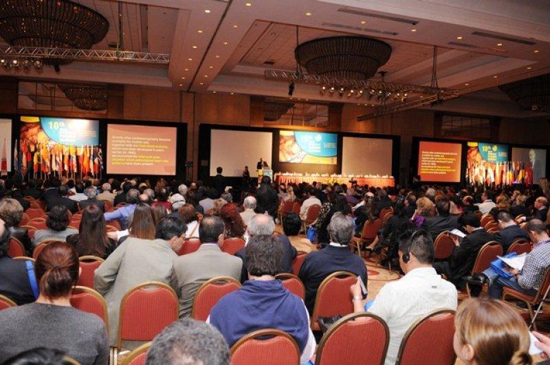 El centro de convenciones del Conrad albergará a los organizadores de congresos de Latinoamérica