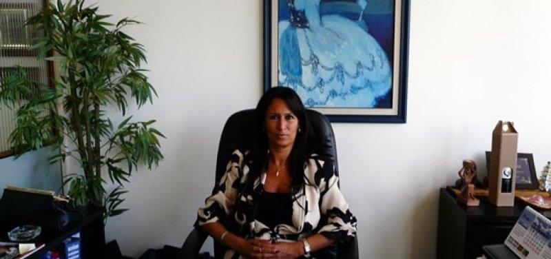 Graciela Sánchez, presidenta de Audoca
