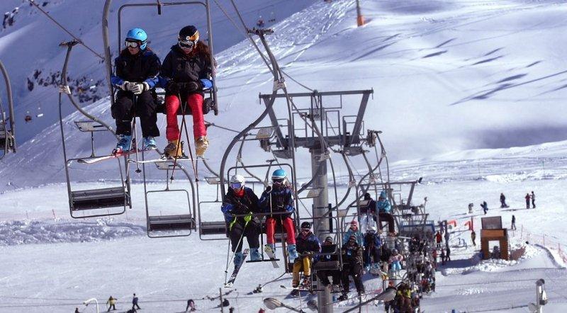 Los centros de esquí más importantes esperan hasta 300 mil esquiadores.
