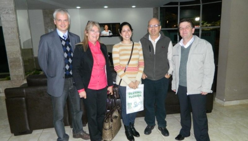 Representantes de Bolivia, Paraguay, Argentina, Uruguay y Brasil en reunión de trabajo por la Ruta Jesuítica