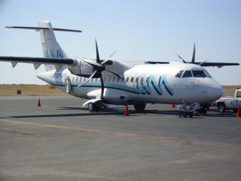Aeromar opera 25 rutas, una a EE.UU y el resto a destinos de playa y pequeñas ciudades mexicanas