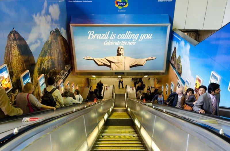 Promoción internacional de Brasil
