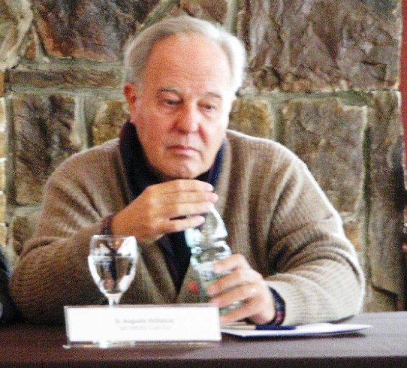 Augusto Victorica: el secretario de la Cámara será el principal orador
