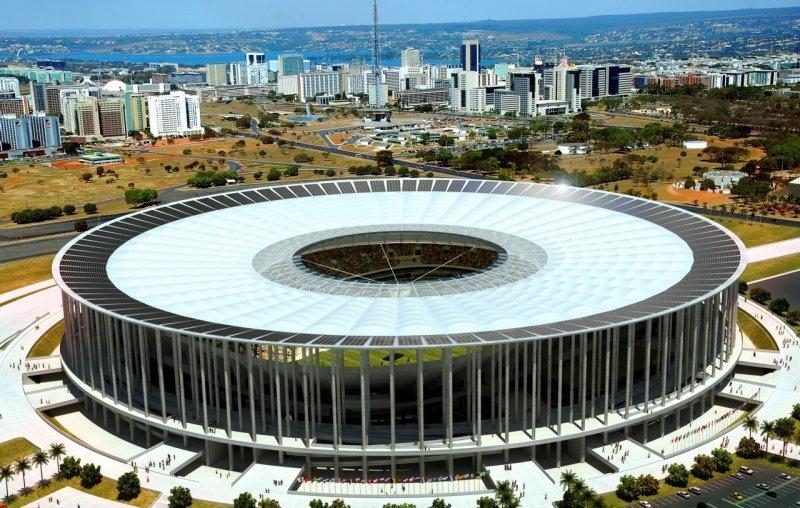 Estadios de ciudades sedes del Mundial están en proceso de certificación del sello LEED.